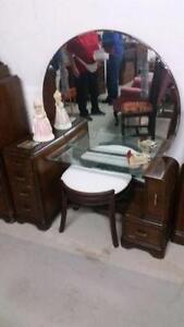 Vintage 4 Piece Double Bedroom set for sale