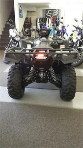 Black Friday Sale:  2017 Yamaha Grizzly 700 EPS Special Edition Regina Regina Area image 3