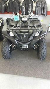 Black Friday Sale:  2017 Yamaha Grizzly 700 EPS Special Edition Regina Regina Area image 6