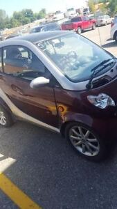 2006 Mercedes Smartfortwo Smart Car - Engine and Transmission