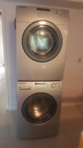 Mint condition Samsung grey color washer dryer for sale