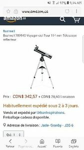 Telescope bushnell sky tour  78-9945