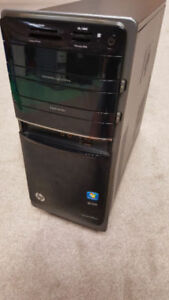 HP Desktop Computer.Intel Pentium Dual-core, CPU 3.40GHZ.