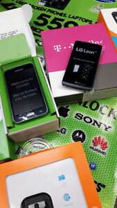 UNLOCKED Phones Samsung / Apple / LG - WIND FREEDOM Compatible