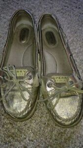 Sperry top sider shoes size 9.5 London Ontario image 1