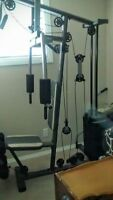 March home gym