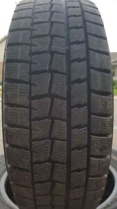 195/65/15 Dunlop Winter Maxx tires for sale