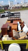 Garbage/Junk Removal and Free Metal Pickup By Wellcut