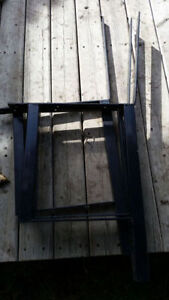 9 Deck 3 step stringers and bench seat mount