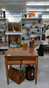 Picker John's Booth @ Vintage Marketplace, Port Perry