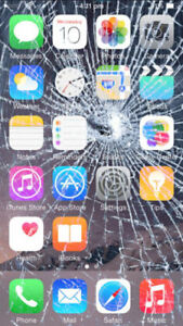 We Drive to you! iPhone cracked screen repair (same day service)