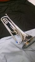 Marching French Horn in key of G/F