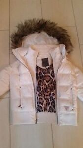 GUESS Winter Coat-Small-Mint Condition