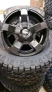 "Helix Wheel Rim Truck Rim 17"" 18"" 20"" MPI FINANCE AVAILABLE Chevrolet Silverado GMC JEEPSierra Ford F-150 Dodge Ram"
