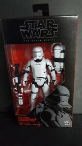 Star Wars 6 inch Black Series Flame Trooper (New, Sealed)