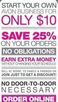 Come join my Avon Team today