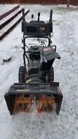 "Poulan PRO 24"" Inch Two Stage Snowthrower"