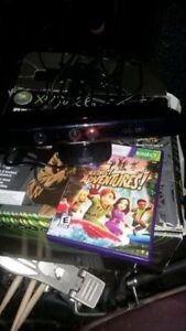 xbox kinect with game