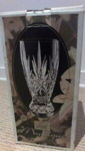 BRAND NEW Mystique 11 3/4 Inch Crystal Vase London Ontario image 3