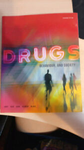 DRUGS BEHAVIOUR, AND SOCIETY Textbook notes