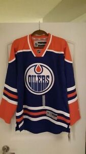 Oilers Jersey - Brand New with Tags - Men's M