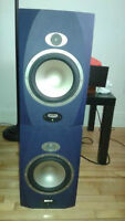 TANOY REVEAL 8D STUDIO MONITOR  speakers haut parleur
