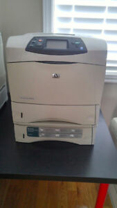 *Price Dropped* Professional HP LaserJet 4350dtn Printer Network