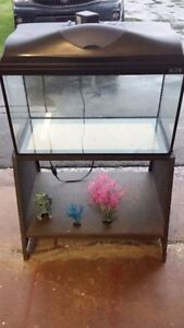 Fish Tank/Aquarium and stand for sale
