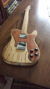 Fender 72 Telecaster Custom Shop 60th Reissue Heavy Relic