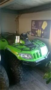 2017 Arctic Cat 1000 xt