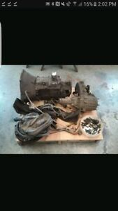 Dodge NV4500 4x4 Automatic To Manual Swap