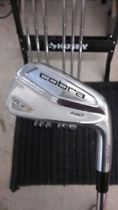 Cobra fly z pro irons 4-PW RH West Island Greater Montréal image 4