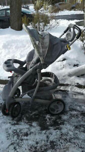 Graco & Mickymouse stroller