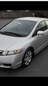 2010 HONDA CIVIC SPORT CERTIFIED and E tested