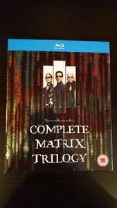 Lot de Blu-Ray, DVD, Trilogie en parfaite condition
