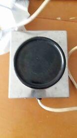 Single hot plate