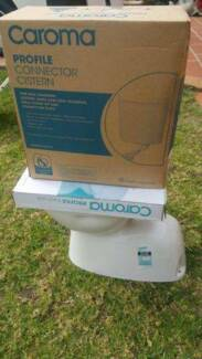 New in box Caroma Vitreous China toilet system