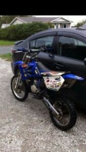 I have a 2008 yz 85 forsale!