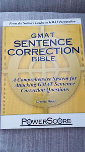 GMAT Sentence Correction Bible