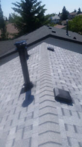 We supply and install shingles. Re-roofing, Roofing service the