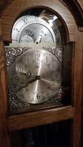 Oak Ridgeway Grandfather Clock - Sold PU London Ontario image 3