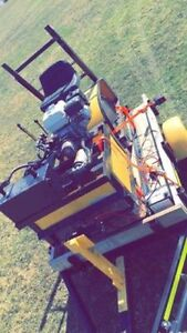Aerating, Rolling!! (SIT-ON) 2 drums, Fertilizing, Lawn Cutting! Windsor Region Ontario image 3
