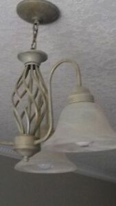 Chandelier Light Fixture - small
