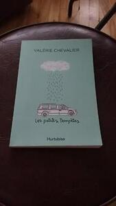 Les petites tempêtes - Valérie Chevalier