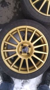 00-11 Focus Sport SES Wheels (will fit any 4x108)