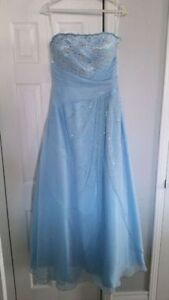 Formal Gown/Dress Size 14 (fits like 10/12)