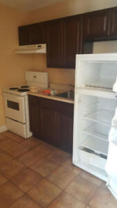 Renovated 1 bedroom - heat, water, parking included!