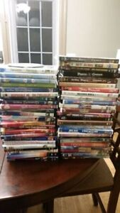 Movie Collection lots of Kids and Disney