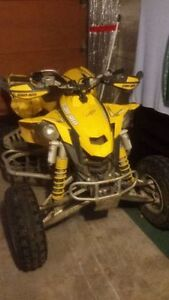 2008 Can-Am DS 450 EFI