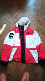 Supreme x the north face cordura goretex jacket large
